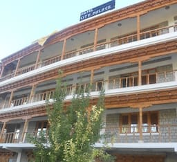 Hotel City Palace, Leh